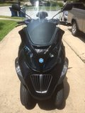 2009 Piaggio Mp3 250, motorcycle listing