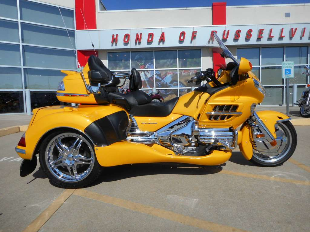 2009 Road Smith HT1800, motorcycle listing