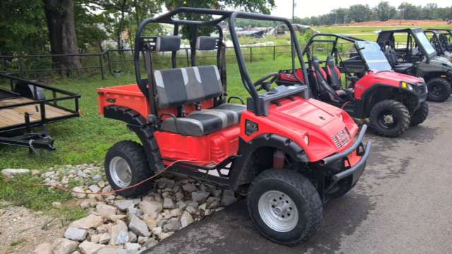 2010 Other 1500 E Series - Orange, motorcycle listing