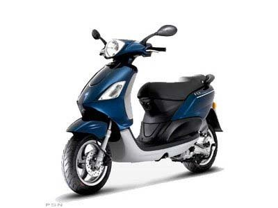 2010 Piaggio Fly 50, motorcycle listing