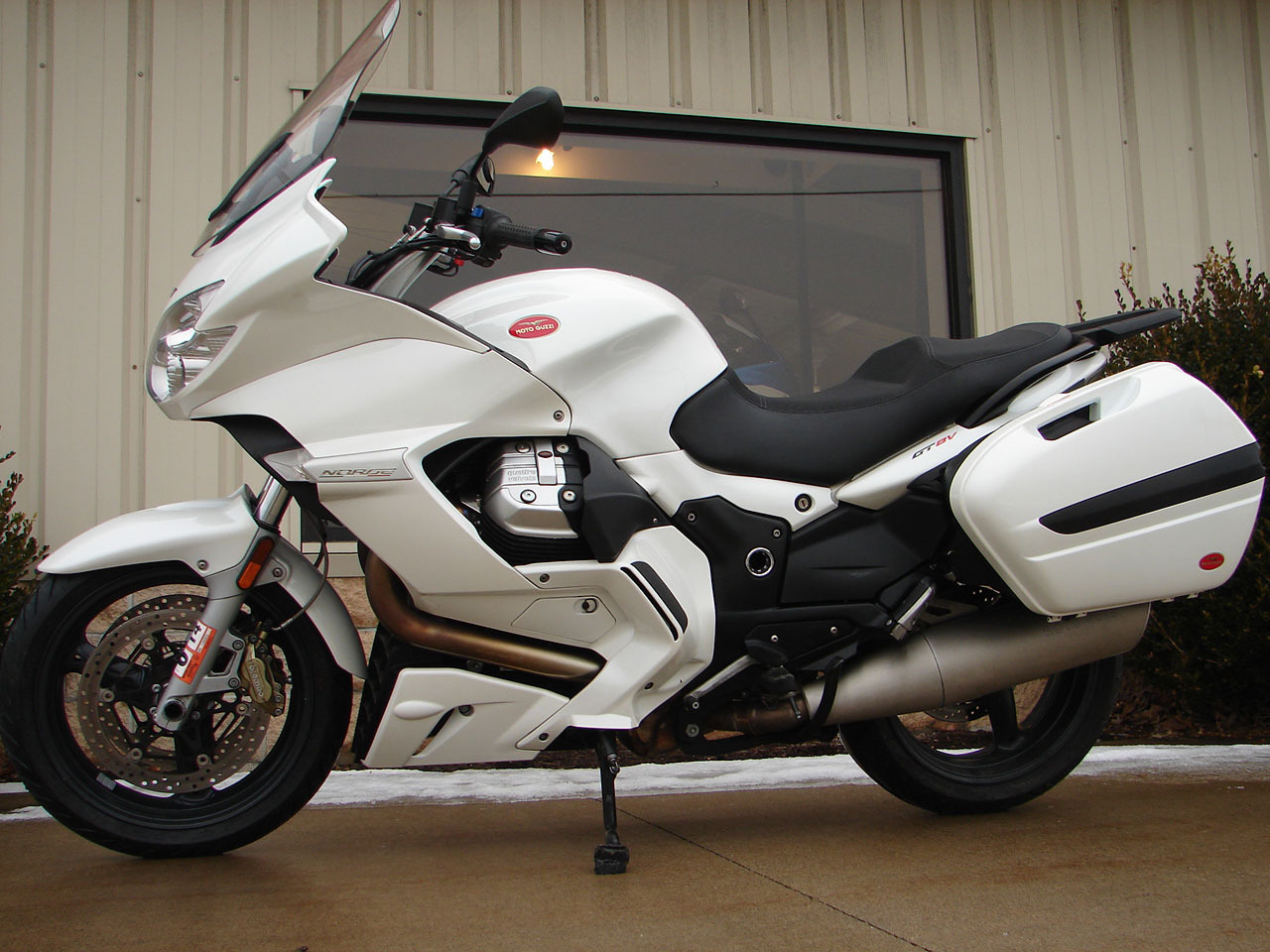 2011 Moto Guzzi Norge GT 1200, motorcycle listing