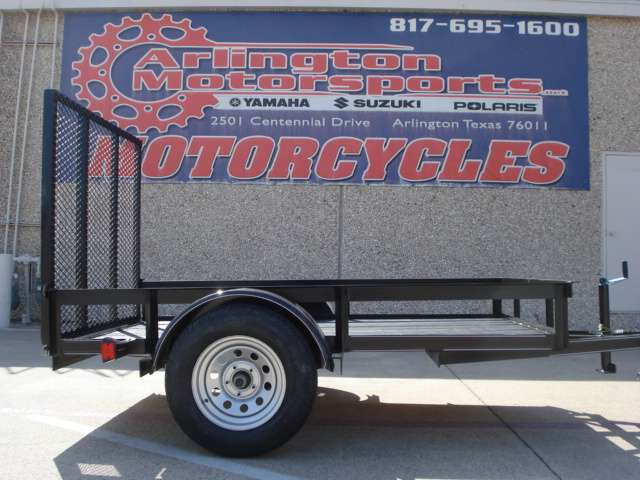 2011 Other 5 X 8 with Load Gate, motorcycle listing