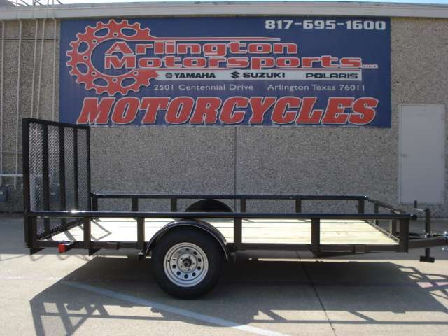 2011 Other 6 X 12 with load gate, motorcycle listing