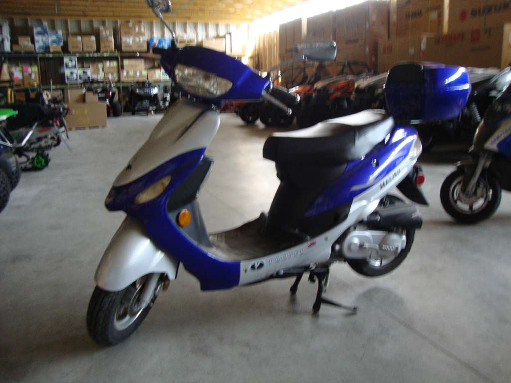 2011 Other Malibu, motorcycle listing