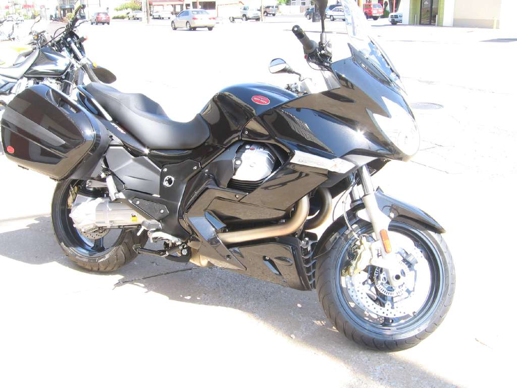 2012 Moto Guzzi Norge GT 8V, motorcycle listing