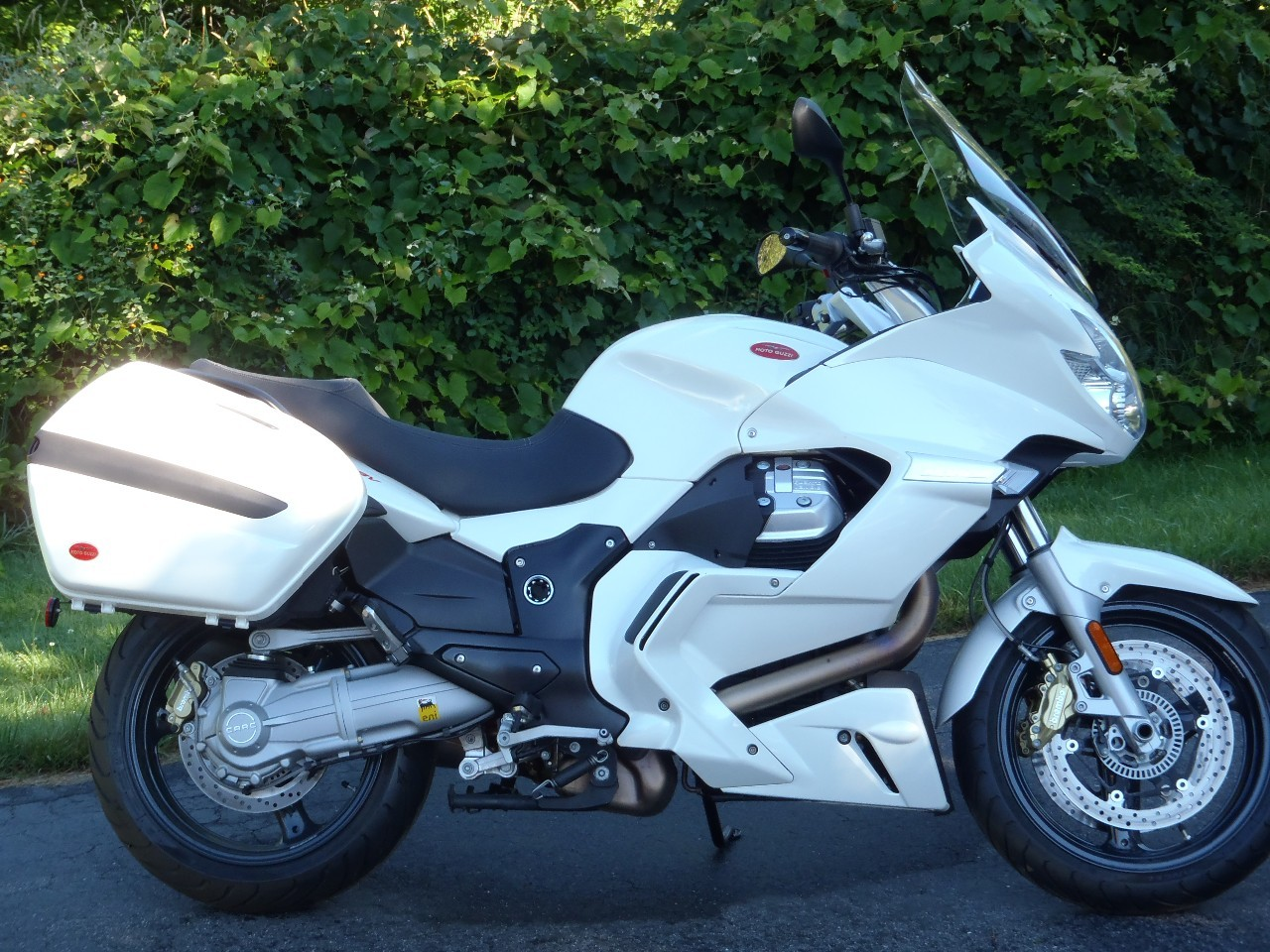 2012 Moto Guzzi Norge GT8V, motorcycle listing