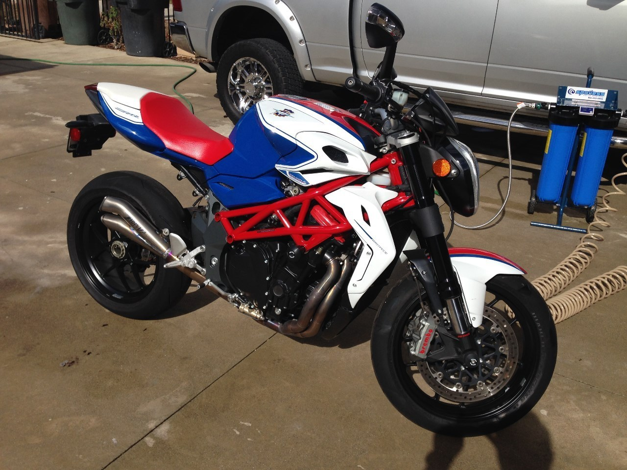 2012 Mv Agusta Brutale 1090RR, motorcycle listing