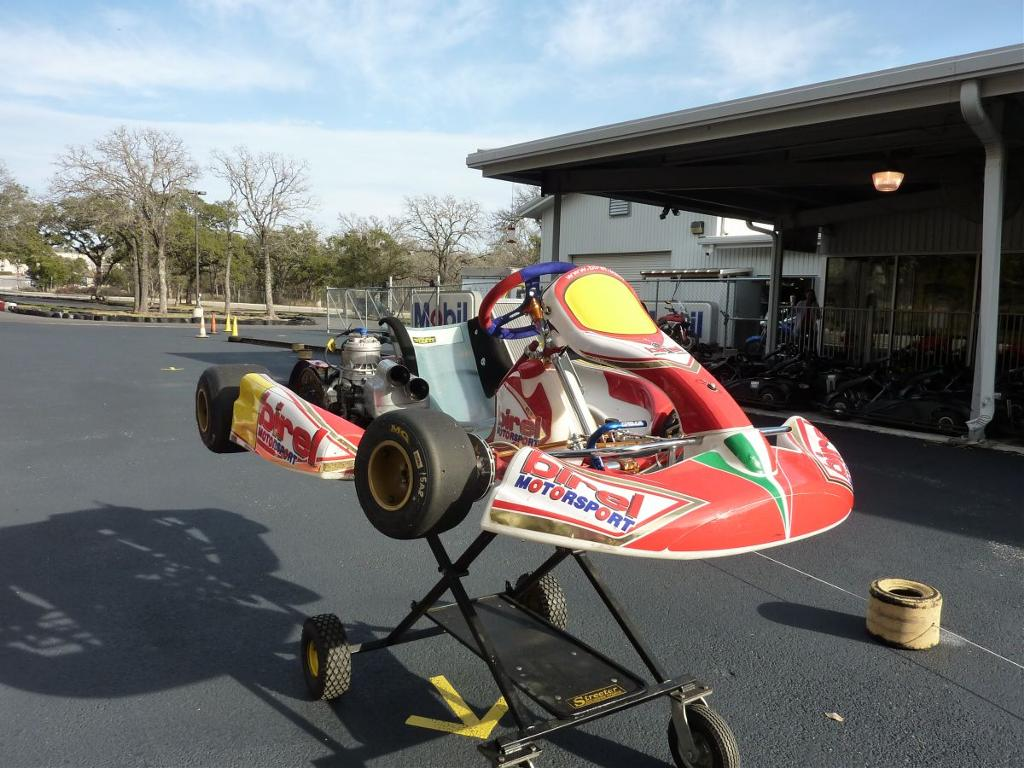 2012 Other Birel CRY30-RX 125, motorcycle listing