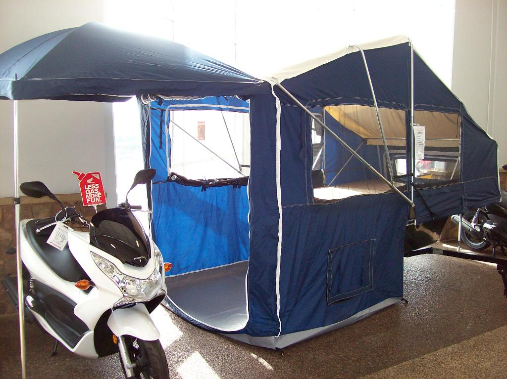 2012 Other Bunkhouse LX Camper Trailer, motorcycle listing