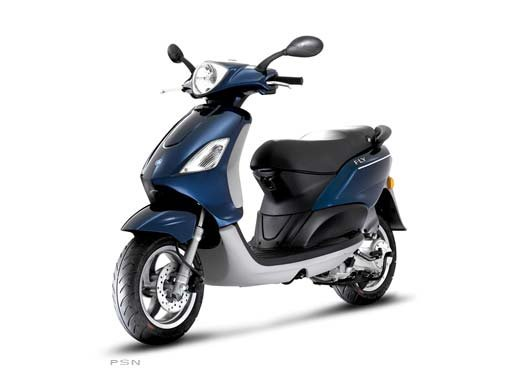 2012 Piaggio Fly 50 4V, motorcycle listing