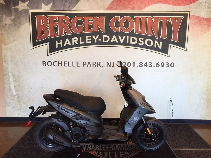 2012 Piaggio Typhoon 125, motorcycle listing
