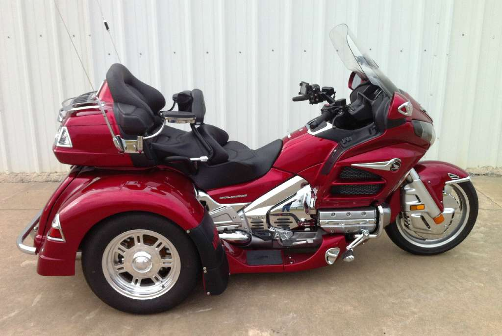 2013 Motor Trike Adventure IRS, motorcycle listing