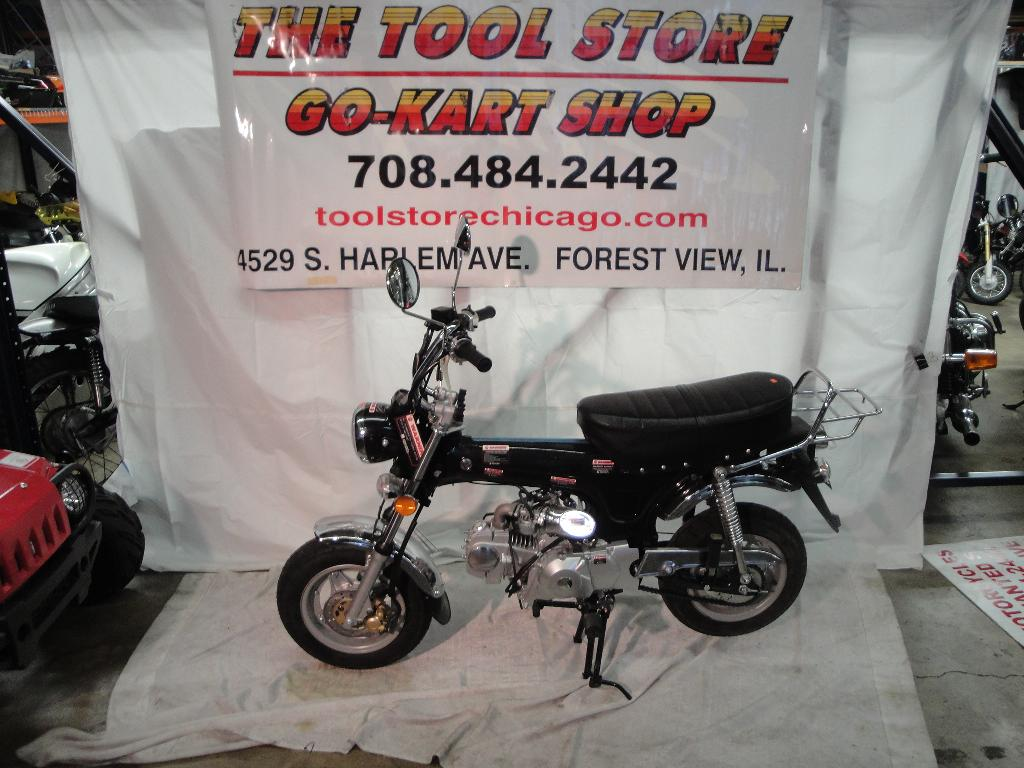 2013 Other 125CC Ice Bear, motorcycle listing