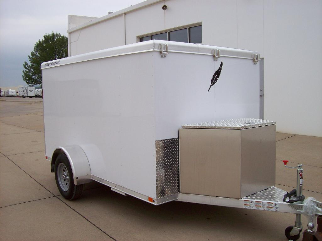 2013 Other 1609 Mod Pod 6' x 10', motorcycle listing