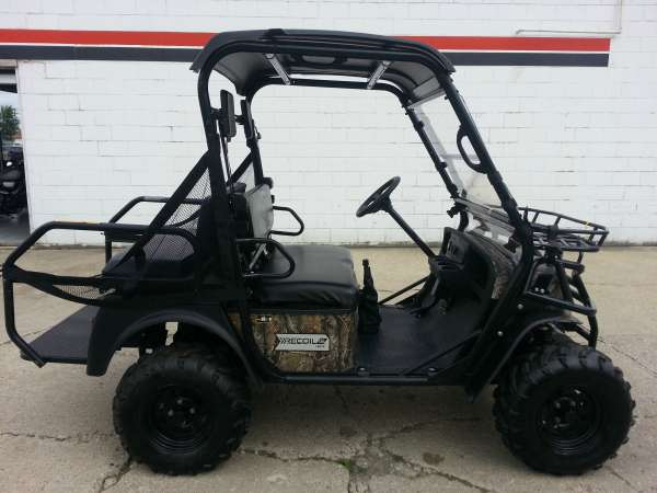 2013 Other Bad Boy Buggies Recoil iS, motorcycle listing