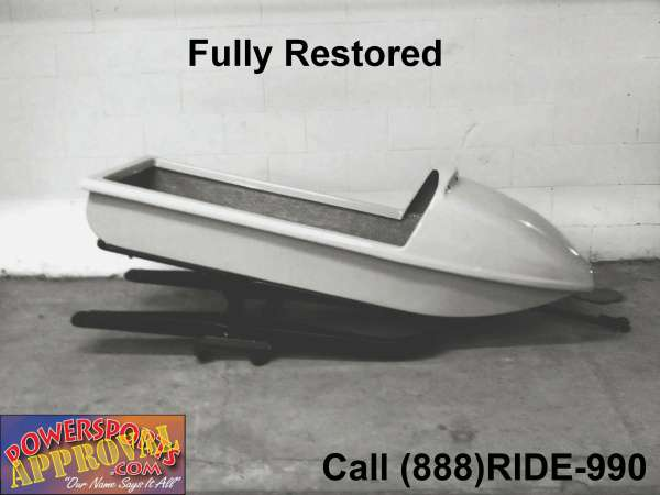 2013 Other Pull-Behind Sled, motorcycle listing