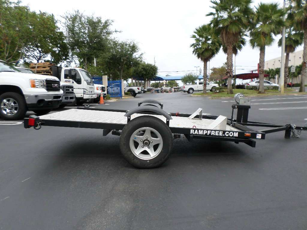 2013 Other Ramp Free Motorcycle trailer, motorcycle listing
