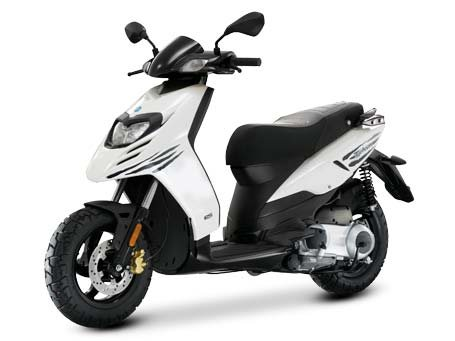 2013 Piaggio Typhoon 125 carb, motorcycle listing