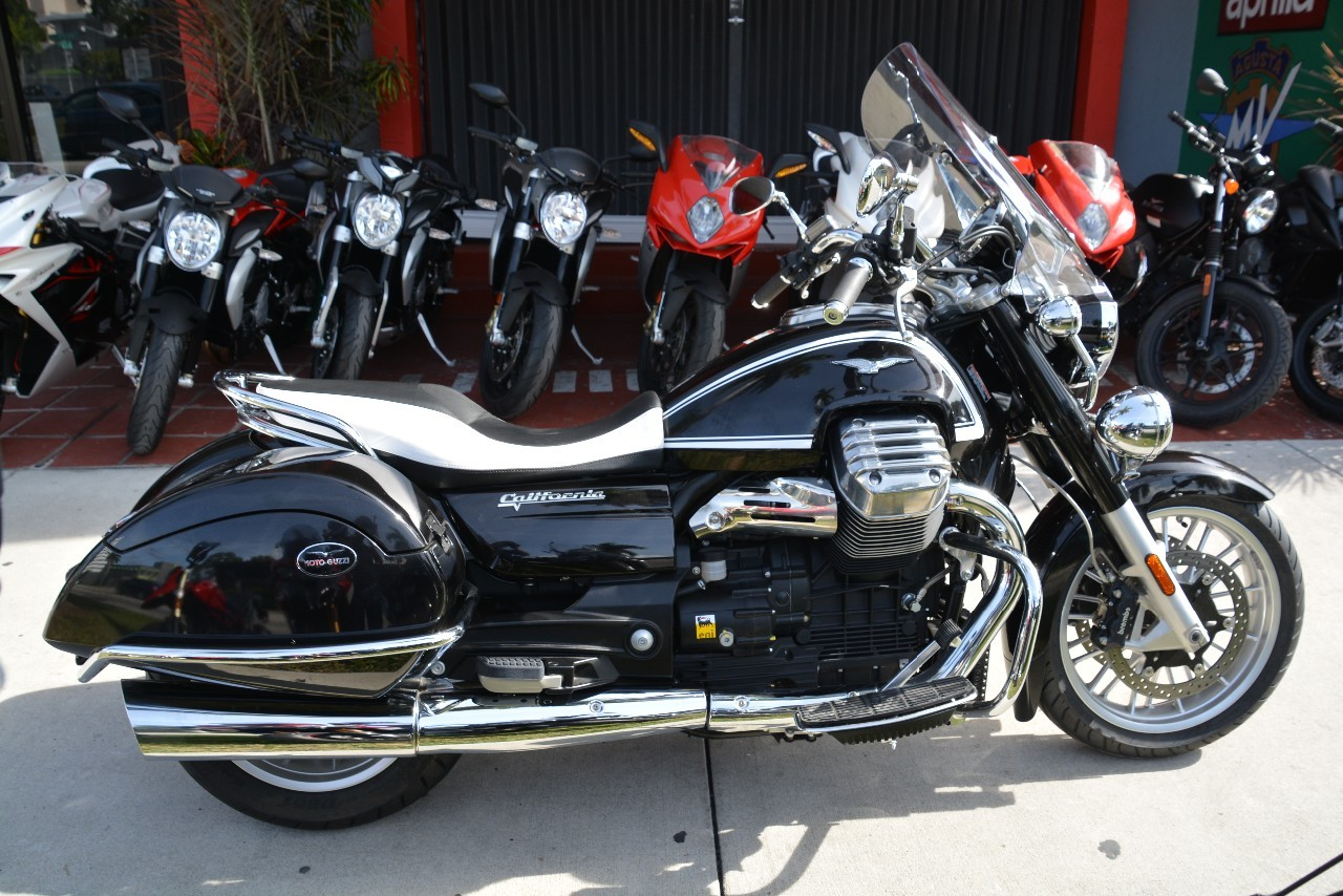 2014 Moto Guzzi CALIFORNIA 1400 TOURING, motorcycle listing