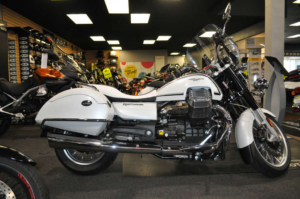 2014 Moto Guzzi California Touring, motorcycle listing