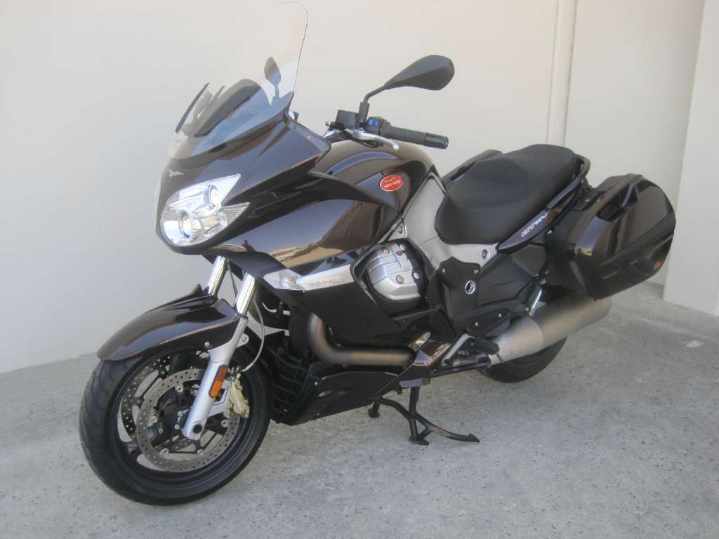 2014 Moto Guzzi Norge GT 8V ABS, motorcycle listing