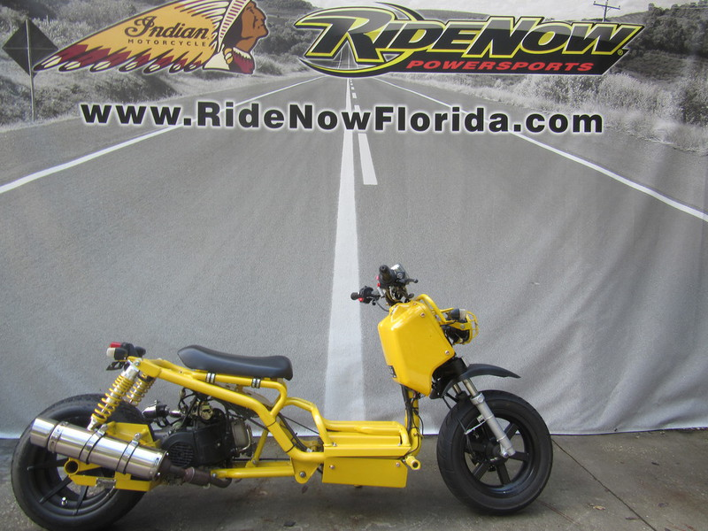 2014 Other RUCKUS CLONE, motorcycle listing
