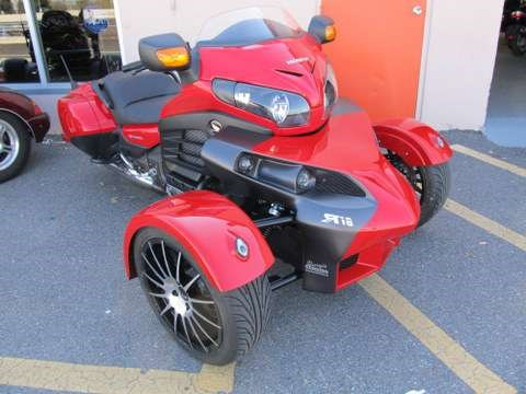 2014 Other STURGIS MOTOREN R18 REVERSE TRIKE CONVERSION, motorcycle listing