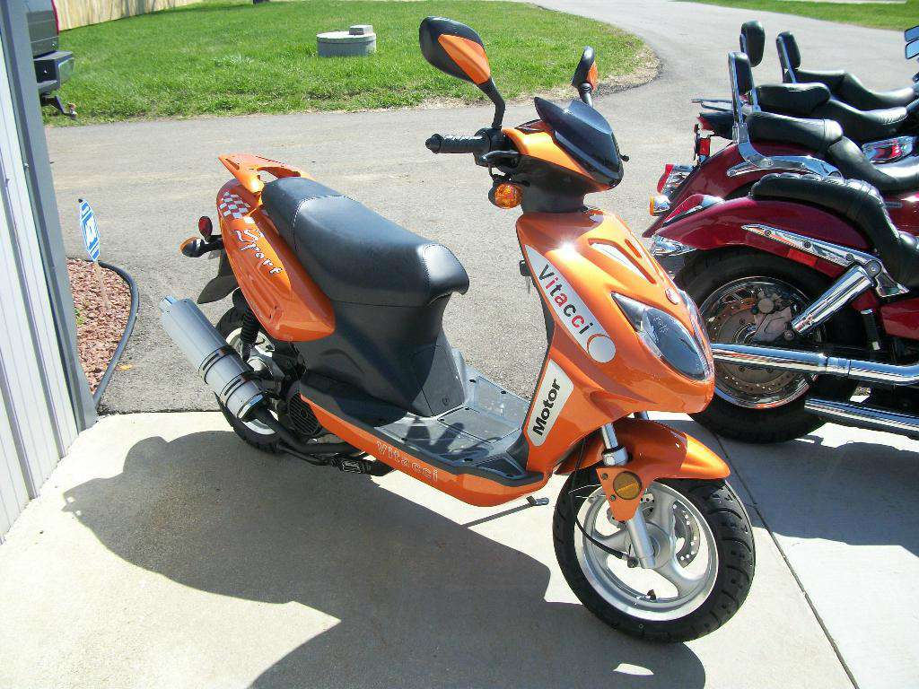 2014 Other Vitacci Sport, motorcycle listing