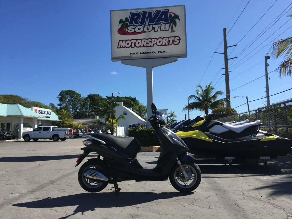 2014 Piaggio Fly 50 4V, motorcycle listing