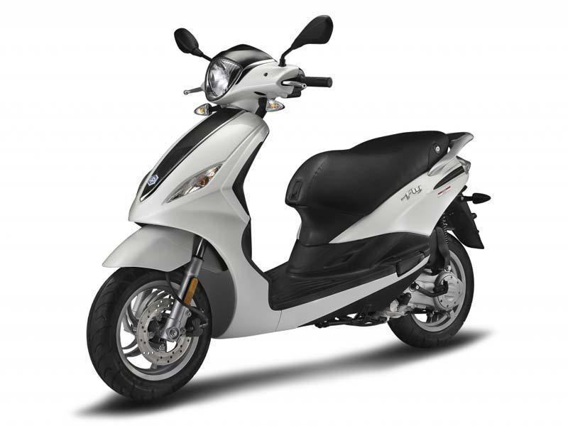 2014 Piaggio Fly, motorcycle listing