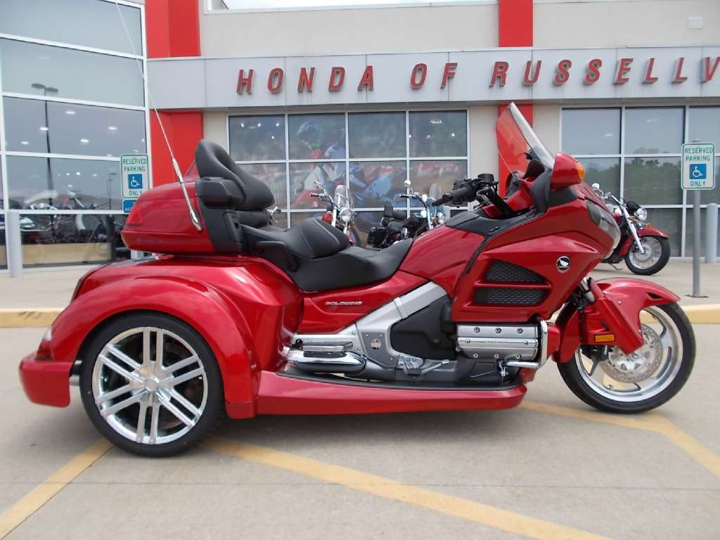 2014 Road Smith HT1800, motorcycle listing