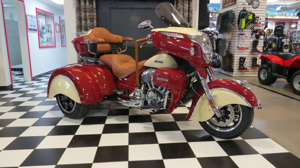 2014 Road Smith Indian ICR, motorcycle listing