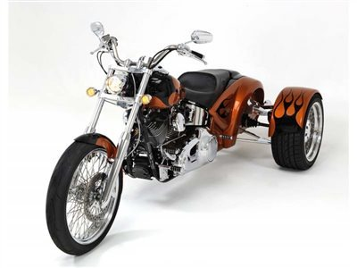 2015 CSC Custom, motorcycle listing
