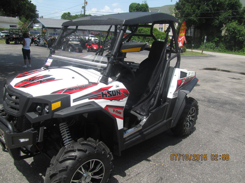 2015 Hisun Motors Strike 1000, motorcycle listing