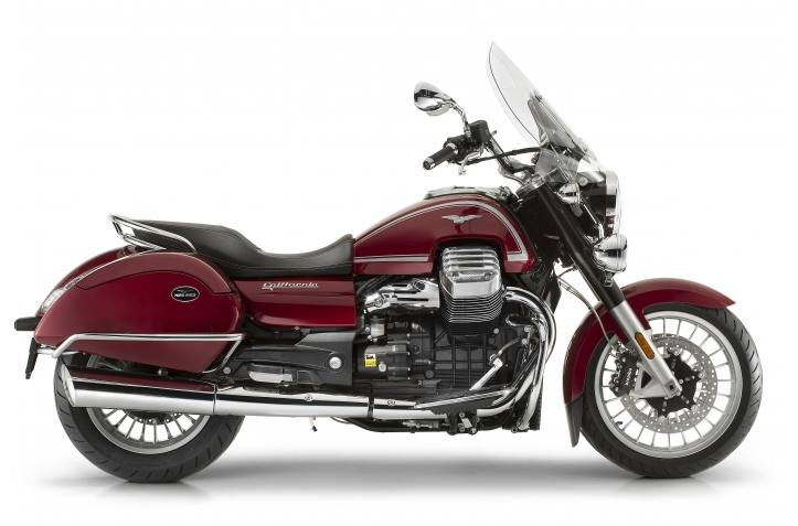 2015 Moto Guzzi CALIF TOURING ABS, motorcycle listing