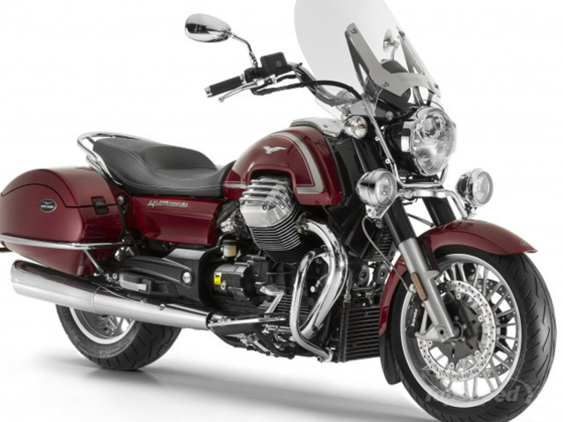 2015 Moto Guzzi California 1400 Touring, motorcycle listing