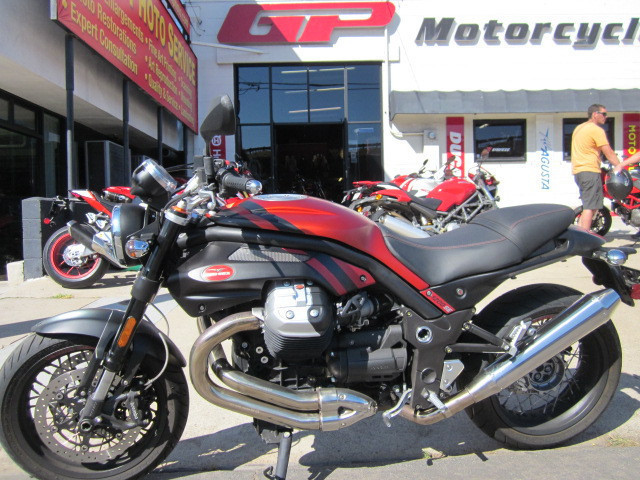 2015 Moto Guzzi Griso 1200 8V SE barely used 1,156 Miles, motorcycle listing