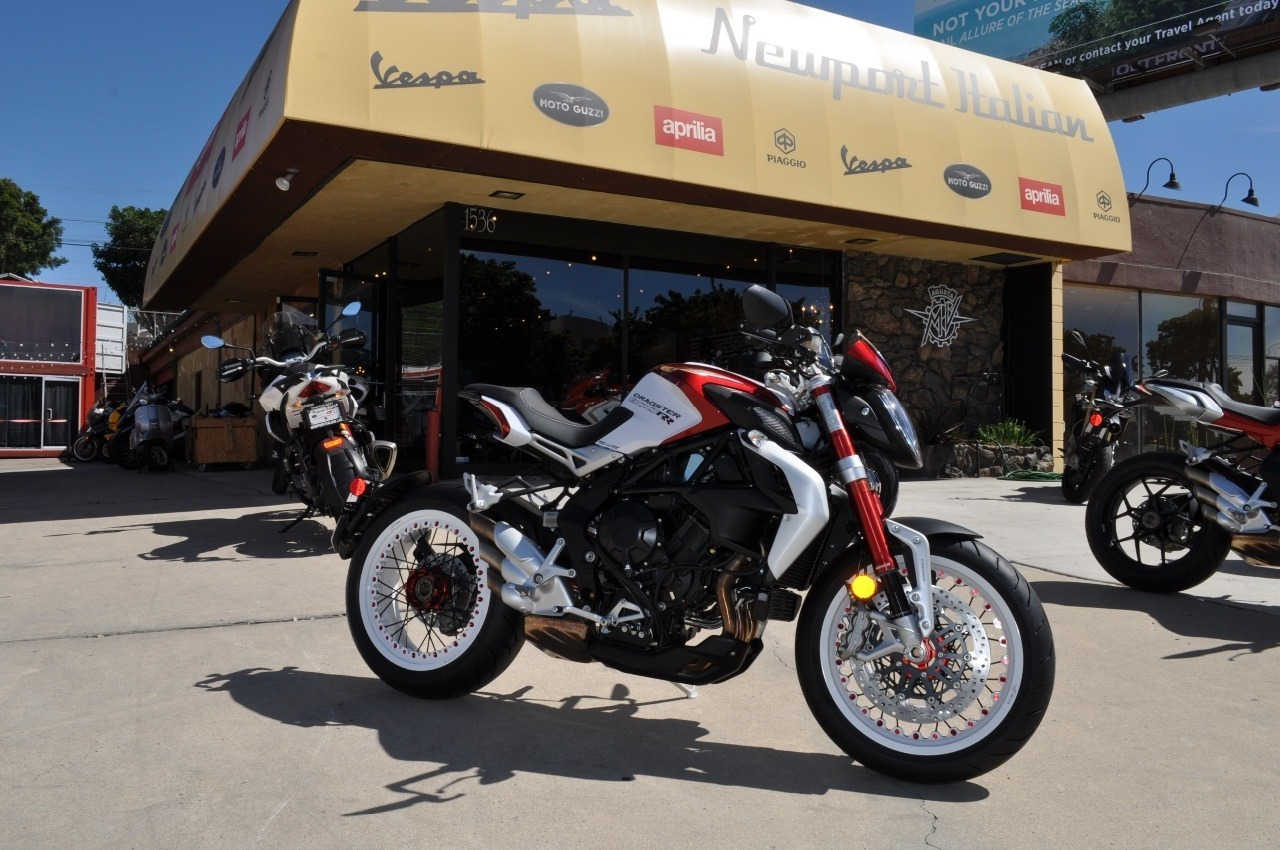 2015 Mv Agusta DRAGSTER RR , motorcycle listing