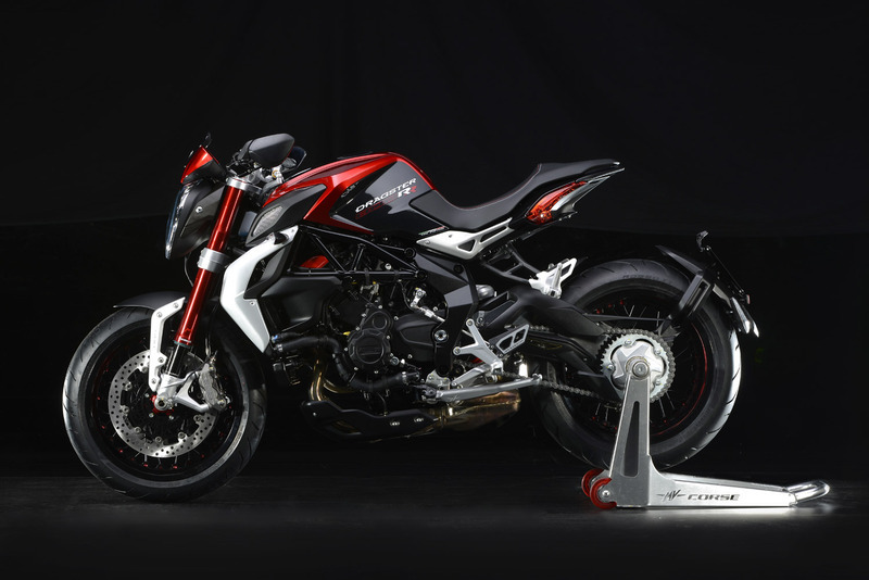 2015 Mv Agusta Dragster 800RR, motorcycle listing