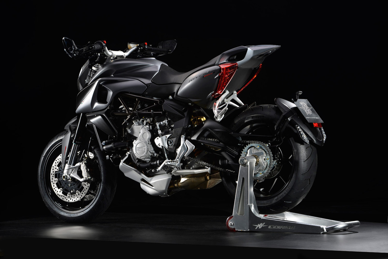 2015 Mv Agusta RIVALE, motorcycle listing