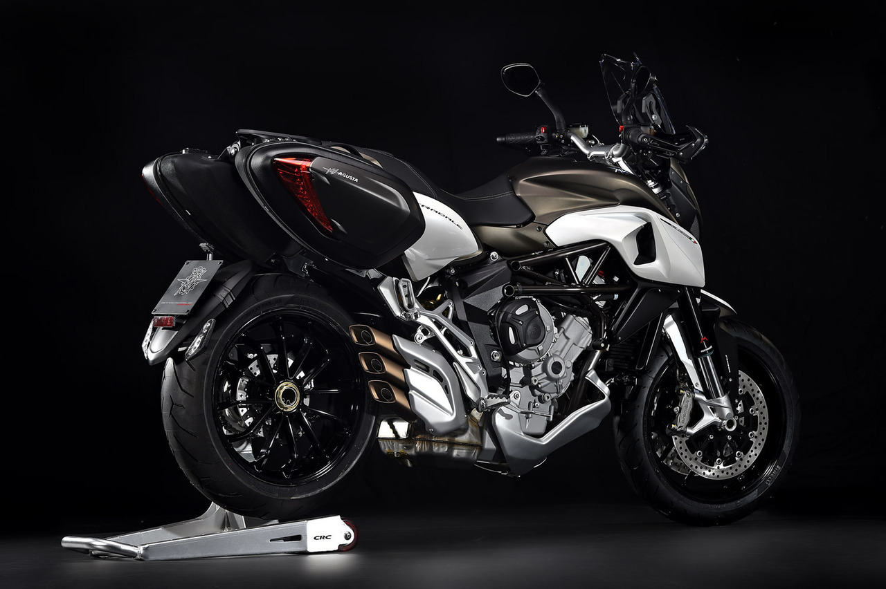 2015 Mv Agusta STRADALE, motorcycle listing