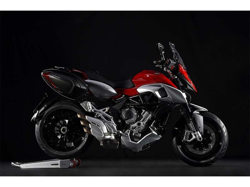 2015 Mv Agusta Stradale 800 EAS ABS, motorcycle listing