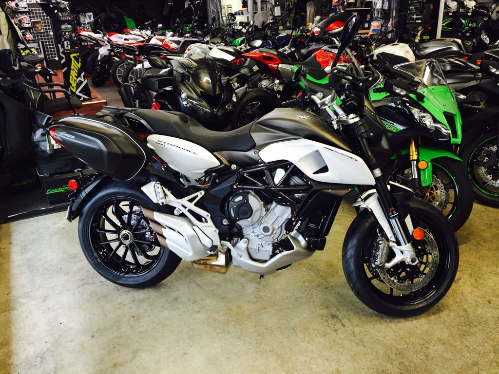 2015 Mv Agusta Stradale 800, motorcycle listing