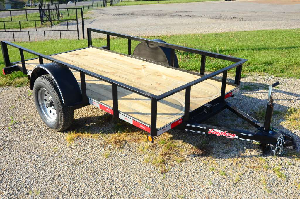 2015 Other 5x10 Tilt Utility Trailer, motorcycle listing