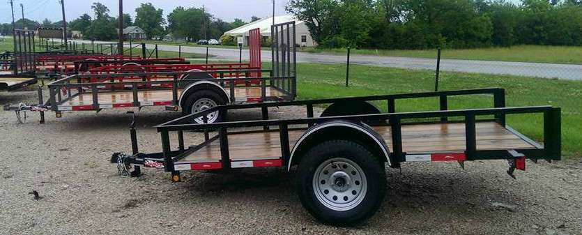 2015 Other 77x12 Tilt Trailer, motorcycle listing
