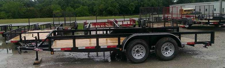 2015 Other 77x16 Tandem Axle Utility Trailer, motorcycle listing