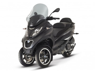2015 Piaggio MP3 500 ABS, motorcycle listing