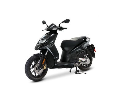 2015 Piaggio Typhoon 50, motorcycle listing