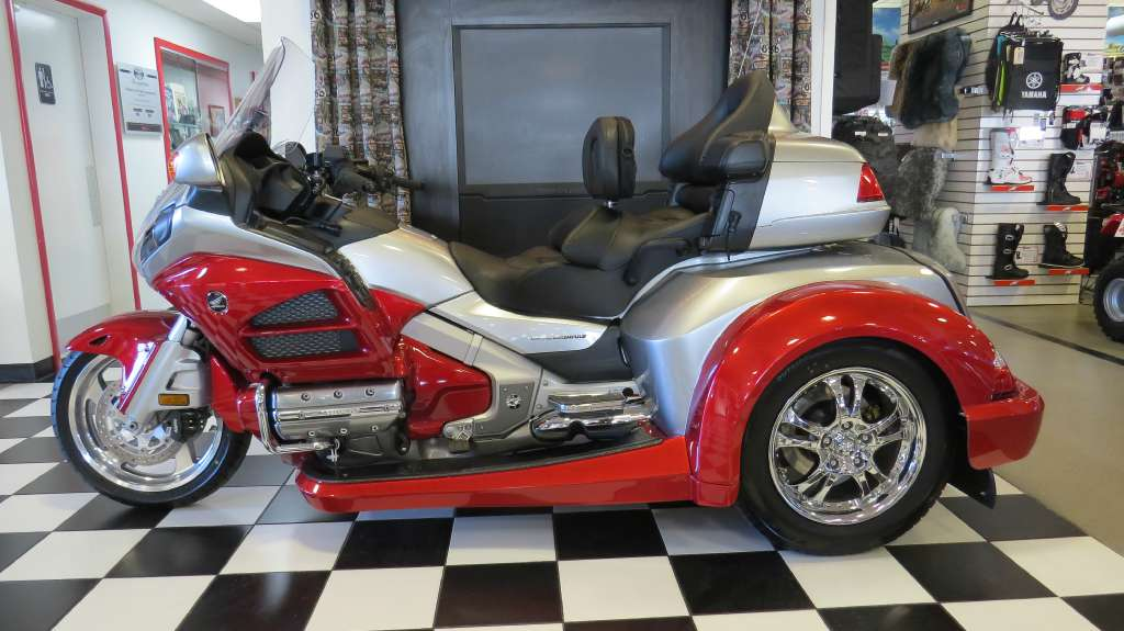 2015 Road Smith Honda GL1800-HTS1800 Trike, motorcycle listing