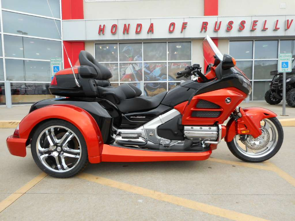 2015 Road Smith Honda GL1800, motorcycle listing